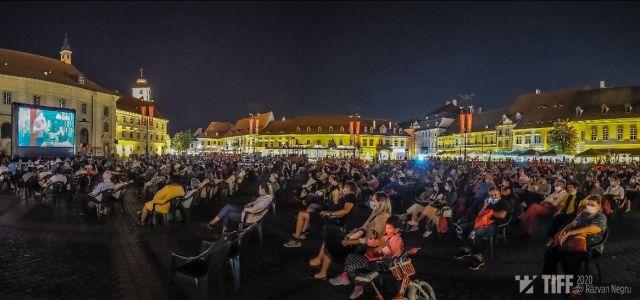 TIFF Sibiu 2020: cele mai urmărite filme la prima ediție organizată exclusiv în aer liber