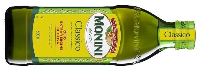 Moninipropune uleiul de masline extra virgin Monini Classico pentru asezonarea salatelor preferate!