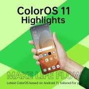 OPPO lansează ColorOS 11 la nivel global
