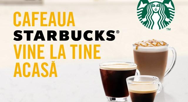 Nestlé lansează în România noua gamă de produse Starbucks