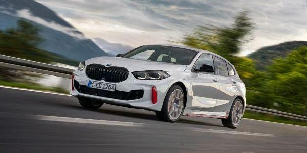 Noul BMW 128ti, poziţionat ca un veritabil model sport!