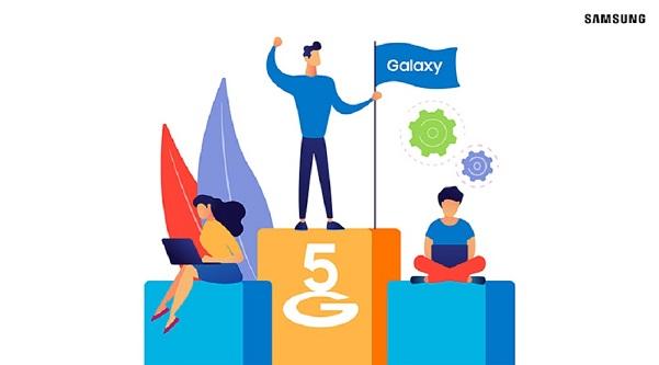 Samsung nu a contribuit doar la introducerea 5G-ului în lume – a stabilit chiar și noi recorduri