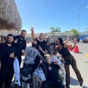 O noua concurenta in echipa Faimosilor. Concurentii, gata de traseele din Dominicana!
