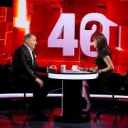 """Vali Vijelie, următorul invitat la """"40 de întrebări cu Denise Rifai"""""""