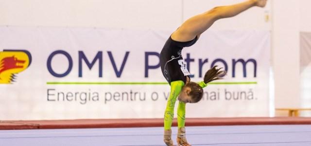 """OMV Petrom susține cu 200.000 de euro proiectul """"Țară, țară, vrem campioane!"""" pentru performanță în gimnastica românească"""