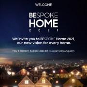 """Samsung dă start invitației la evenimentul virtual""""Bespoke Home"""""""
