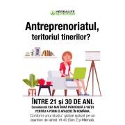 58% dintre români consideră că este ideal să devii antreprenor până la vârsta de 30 de ani