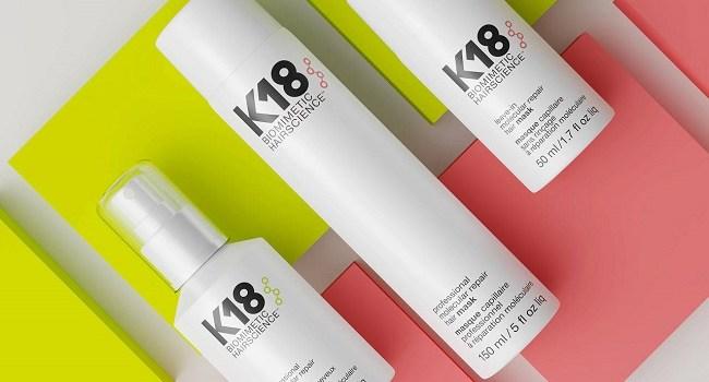 K18 este oficial în România. Părul deteriorat, ca nou în doar 4 minute!
