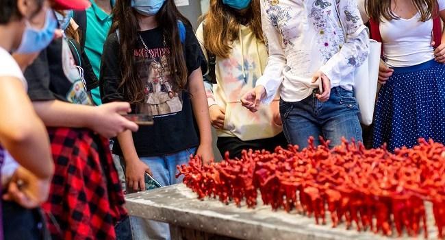 10 zile cu 10 activități creative destinate micilor vizitatori de la Art Safari Kids