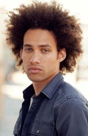afro & black men hairstyles