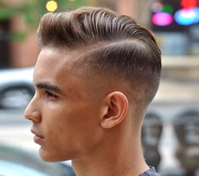 15 Stylish Fade Haircuts For Men To Try In 2017 The Trend Spotter