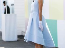 The Best Street Style From Melbourne Cup 2015 - The Trend ...