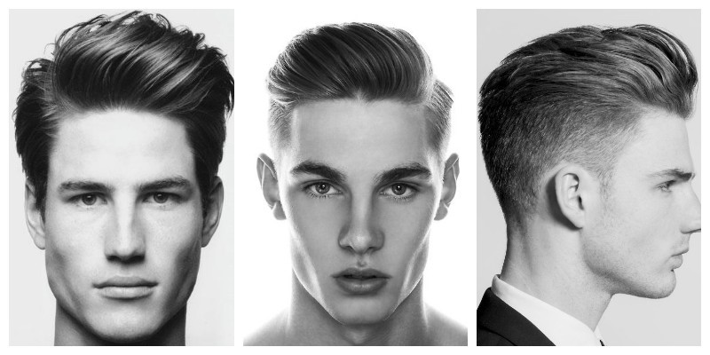 8 Men's Slicked Back Hairstyles To Rock For Any Occasion