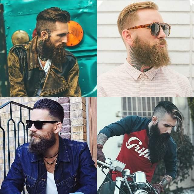 The Fade Cut & Beards