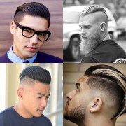 perfect comb over haircuts