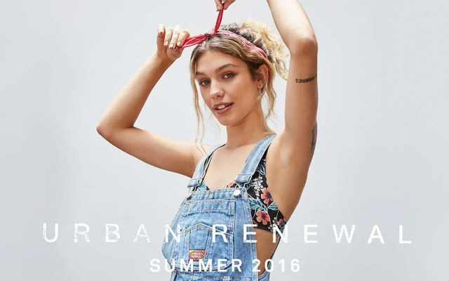 Urban Outfitters Online Store