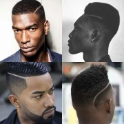 cool black men haircuts