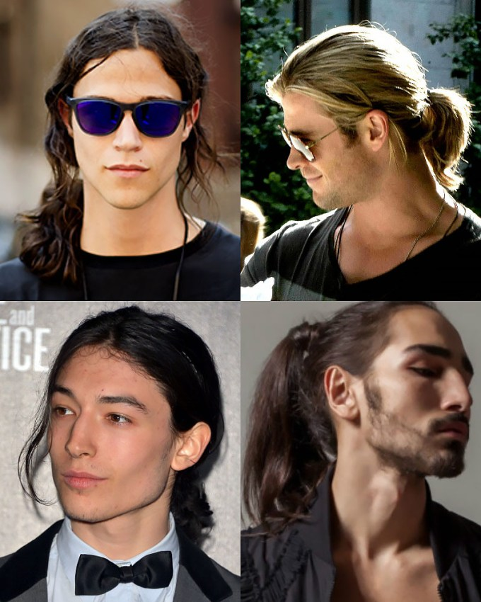 15 sexy long hairstyles for men - the trend spotter