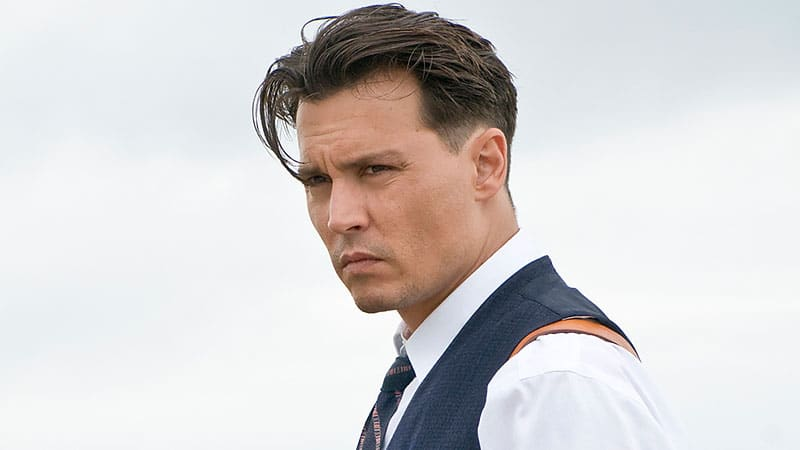 How To Rock Johnny Depp's Most Iconic Hairstyles The Trend Spotter