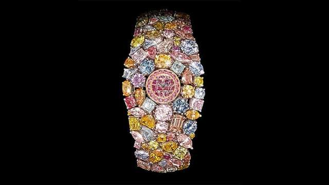 Graff-Diamonds-Hallucination-1 These are the World's Most Expensive Watches