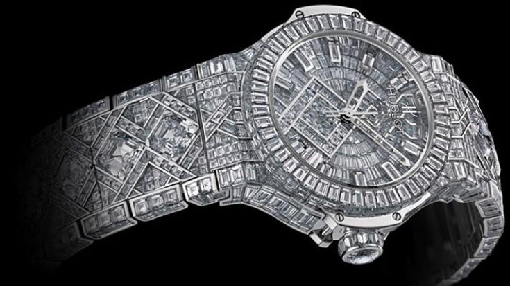 Hublot Big Bang Top 10 most expensive watches in The world just info check