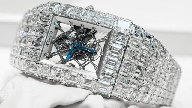 Jacob-Co.-Billionaire-Watch These are the World's Most Expensive Watches