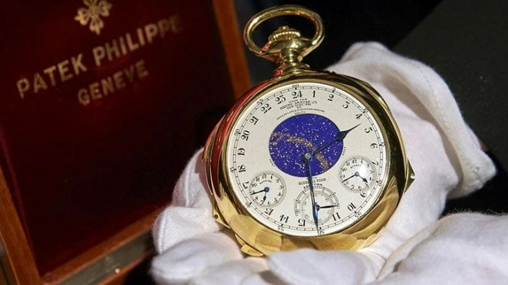 Patek Philippe Henry Graves Supercomplication (2) Top 10 most expensive watches in The world just info check