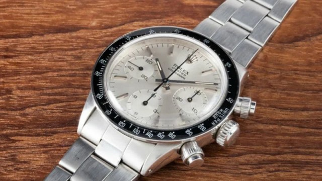 Rolex-Daytona-Ref.-6263-Oyster-Albino These are the World's Most Expensive Watches