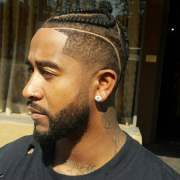 cool man braid hairstyles