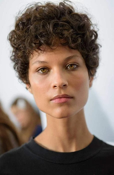 30 Easy Hairstyles For Short Curly Hair The Trend Spotter