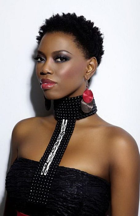 30 Stylish Short Hairstyles For Black Women The Trend Spotter