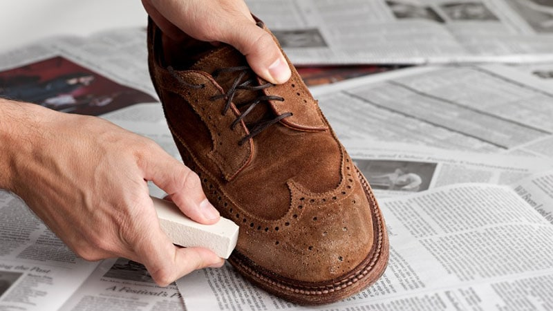 How To Clean Suede Shoes The Right Way The Trend Spotter