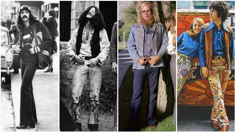 70s Hippie Fashion
