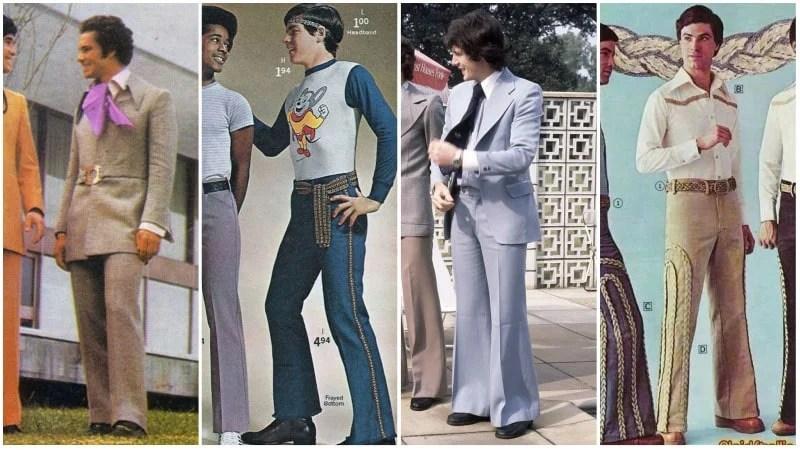 70s Mens Accessories