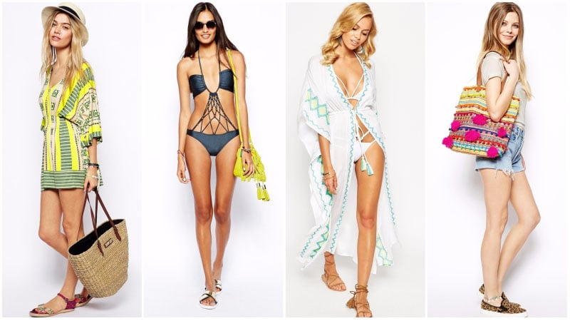 Beach Day Outfits