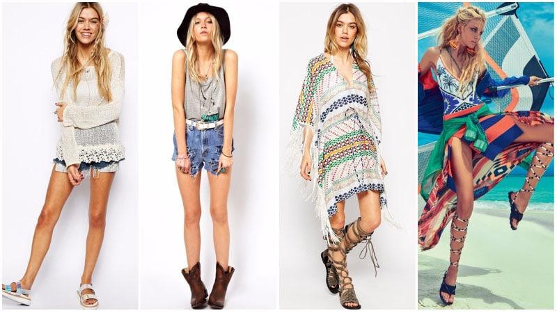 Boho Beach Outfits