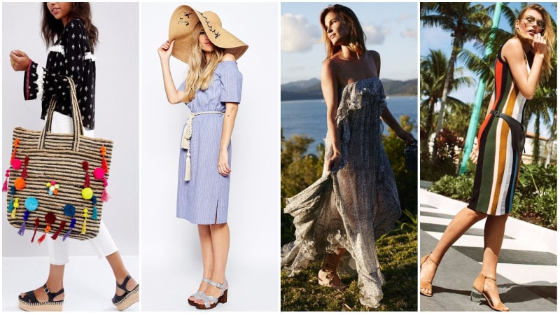 Dressy Beach Outfits