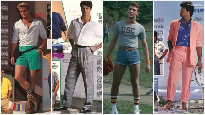 42378ead4dac 80s Fashion For Men How To Get The 1980 S Style Trend Spotter