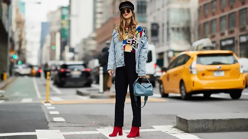 Las 10 principales tendencias de estilo urbano vistas en la Semana de la Moda de Nueva York AW 18
