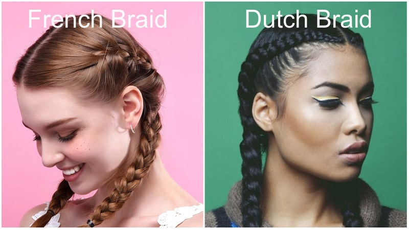 10 Sexy French Braid Hairstyles For 2020 The Trend Spotter