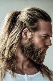 sexy blonde hairstyles men