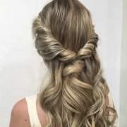 beautiful hairstyles bridesmaids