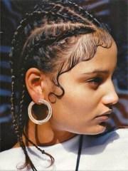 sexy goddess braids hairstyles