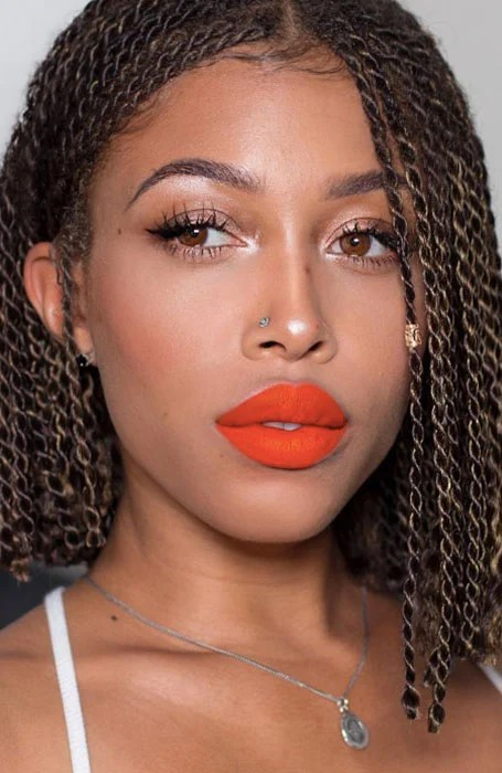 27 Chic Senegalese Twist Hairstyles For Women The Trend Spotter