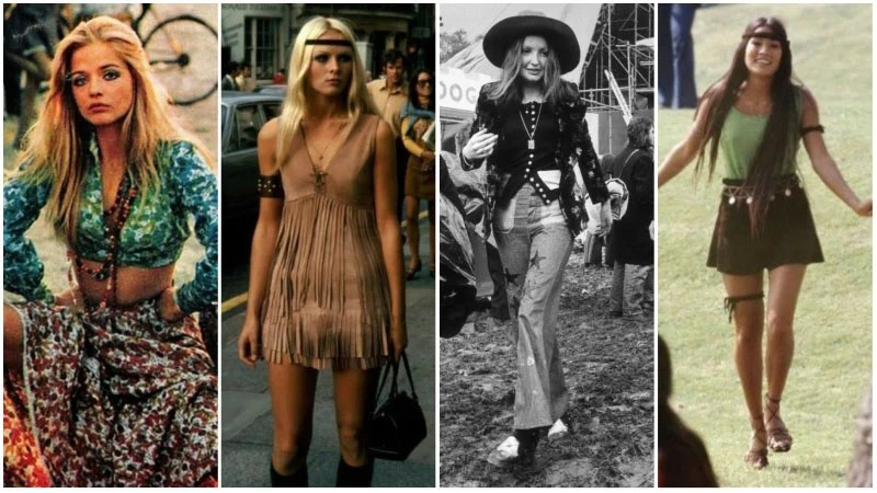 60 s fashion for