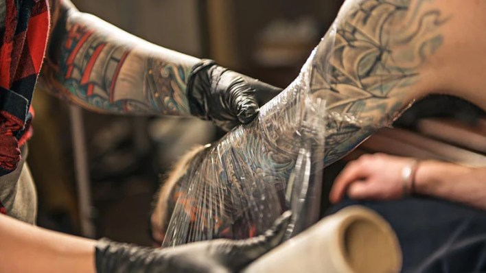 Take Care Of Your Tattoo