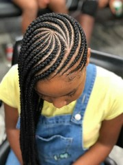 sexy lemonade braids