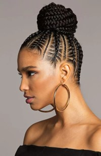 20 Stylish Bun Hairstyles That You Will Want to Copy - The ...