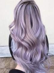 silver hair colour ideas