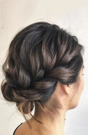 stunning updos short hair